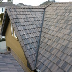 Blocked Roof Valleys BEFORE